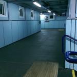Dartford Railway Station Footbridge Corridor