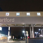 Dartford Railway Station Footbridge