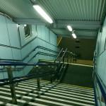 Dartford Railway Station Footbridge Stairs