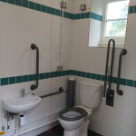 Falmer & Chichester Railway Station Toilets completely renovated