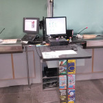 East Croydon Ticket Office - work completed