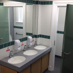 Falmer Railway Station Gents Toilets renovation complete