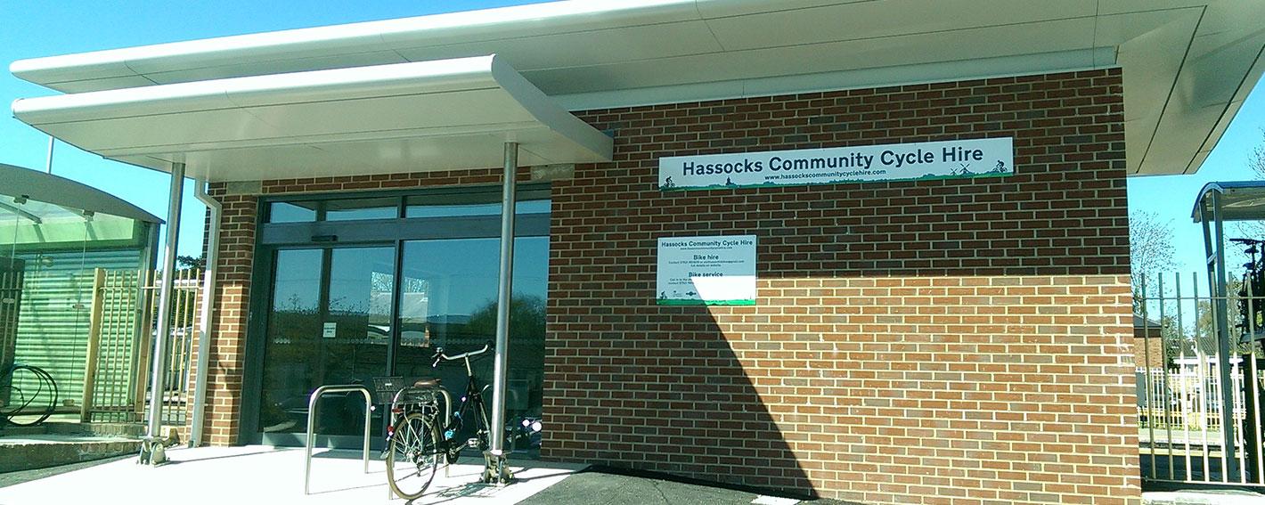 Hasssocks Community Cycle Hire