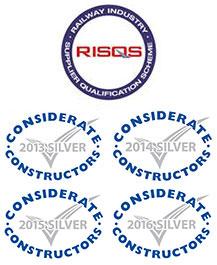 Building & construction memberships, awards & certificates