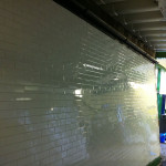 Queenstown Road Railway Station Subway - re-tiling project